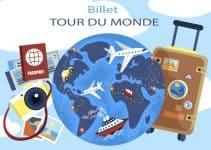 Billet tour du Monde – Définition, avantages et inconvénients