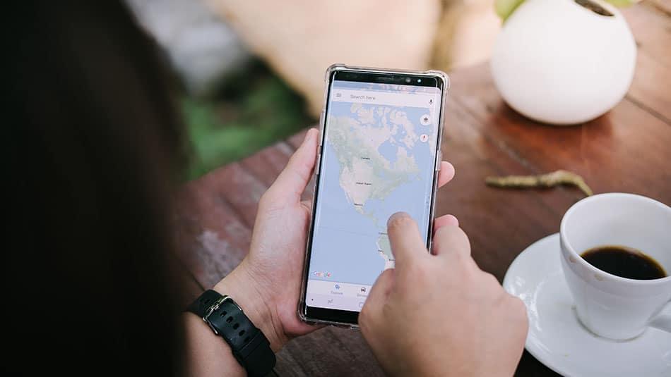 Utiliser Google Maps sans connexion internet