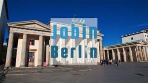 JobinBerlin - Trouver un emploi à Berlin